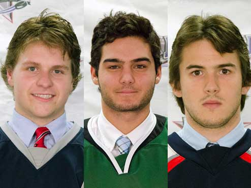 AJHL announces Players of the Week